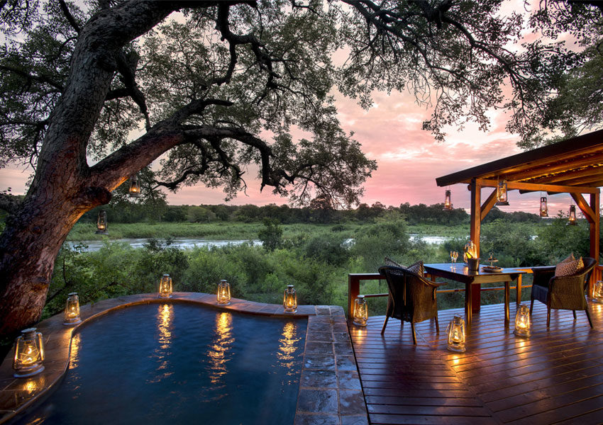 South African Residents Safari Lodge Specials Lion Sands